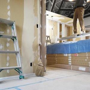 アイワークの展示会木工造作